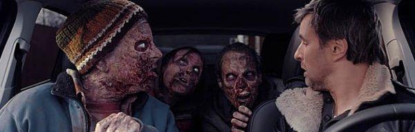 Ford nous refait le coup de la pub avec des zombies