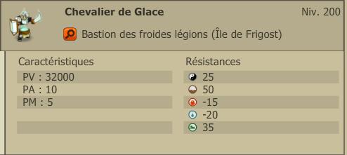 Viti Glourson / Chevalier de Glace