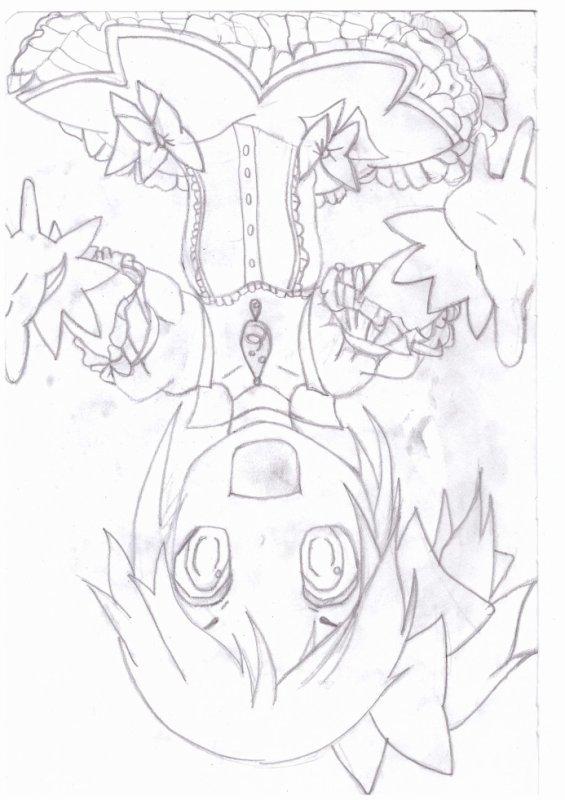 """Fille manga """" 2"""