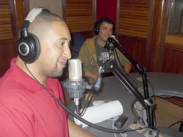 interview avec radio MFM ...