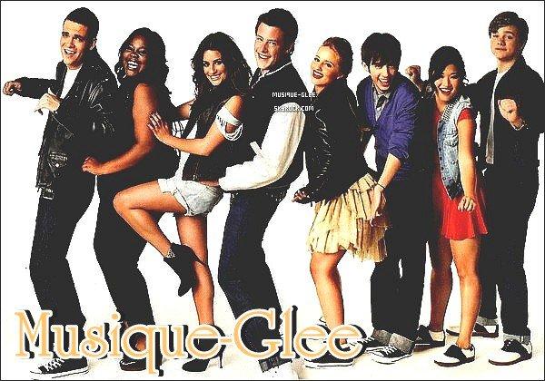 . Bienvenue sur Musique-Glee ! __ Ton blog musique sur la série culte Glee !  .