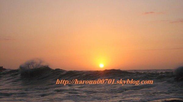coucher du soleil beaumarché
