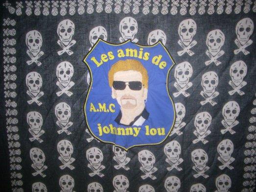 LES AMIS DE JOHNNY LOU     A.M.C