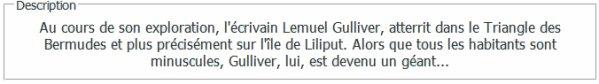 . Les Voyages de Gulliver .