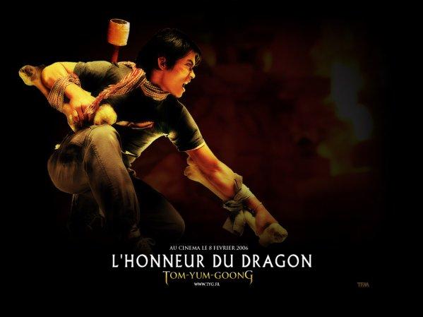 . L'honneur du Dragon  .