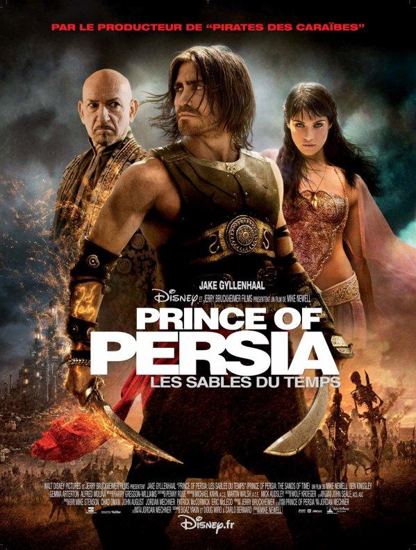 . Prince of Persia : les sables du temps .