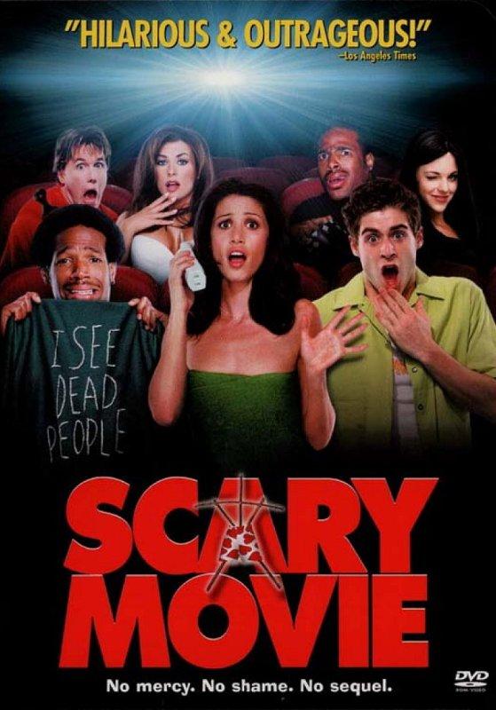 . Scary Movie 1 & 2  .