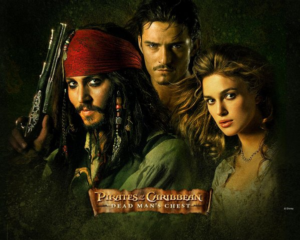 . Pirate des Caraïbes 2 .