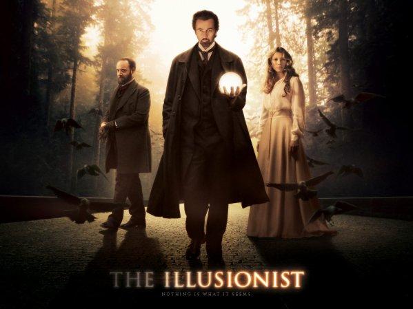 . L'Illusionniste .