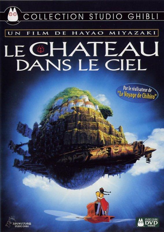 . Le Chateau Dans Le Ciel .