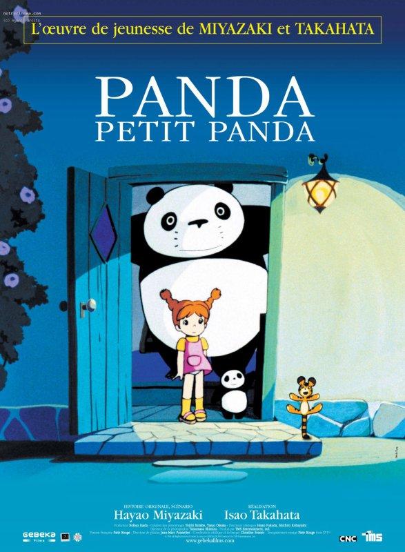 . Panda, Petit Panda .