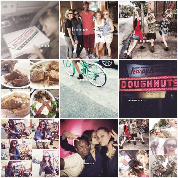 . Découvrez les photos personnelles deNina lors de son week-end entre filles à Atlanta ! .