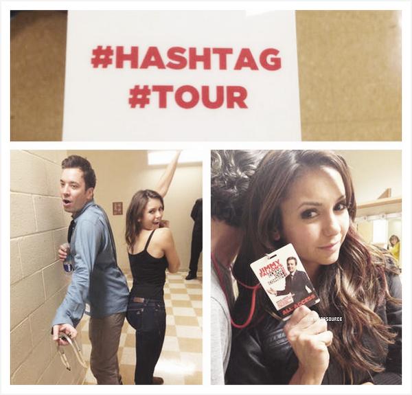 . Une nouvelle photo personnelle de Nina postée sur Instagram. .
