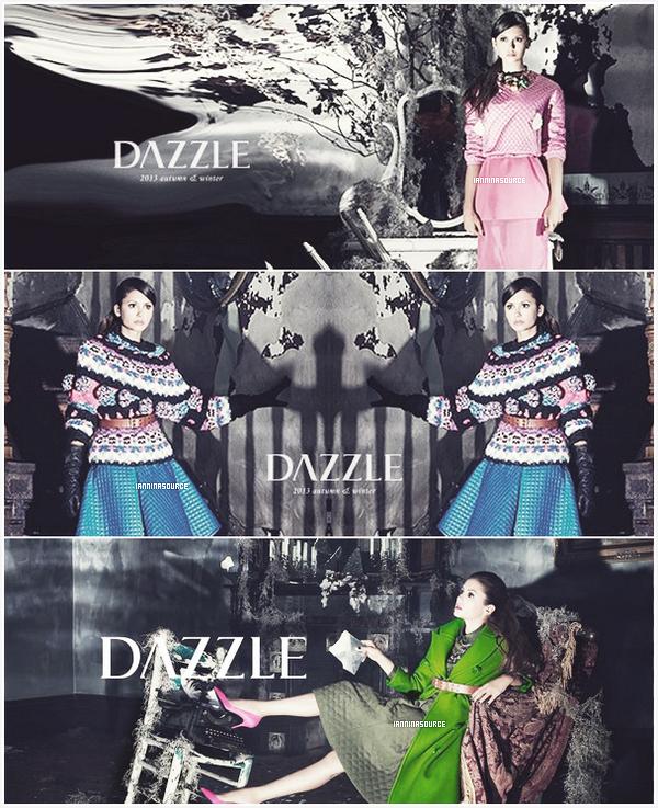 . Découvrez les posters de la collection hiver de la marque Dazzle. .