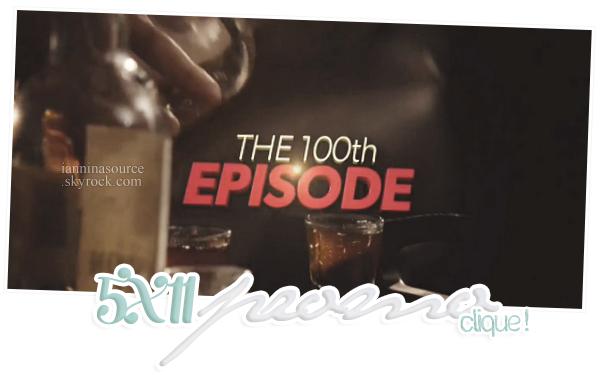 . Voici une vidéo promotionnelle de l'épisode 11 de la saison 05 de The Vampire Diaries. .