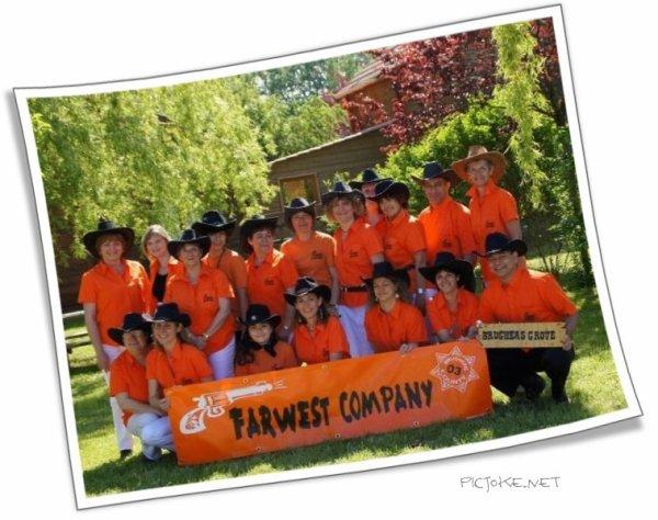 FARWEST COMPANY***