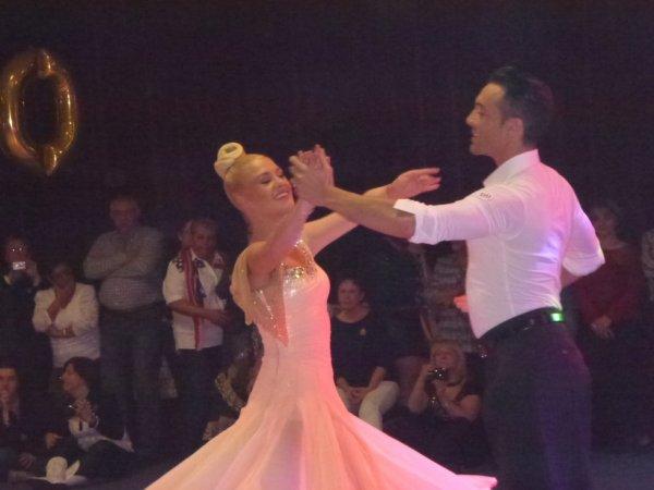 katarina et maxime de danse avec les stars a ze bal a versailles