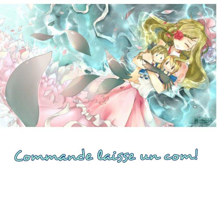 Commandes....