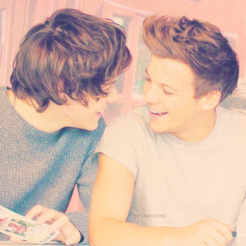 Harry Styles et Louis Tomlinson <3