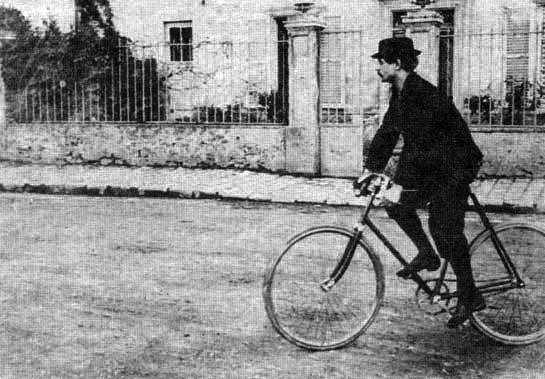 Jeu : Qui est ce cycliste?