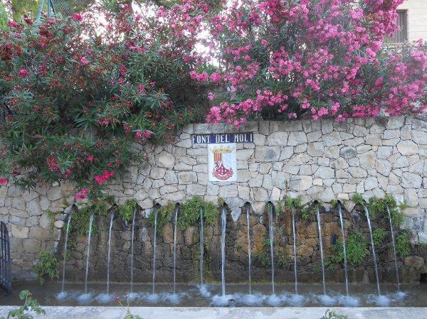 Du côté de Finestrat et du Puig Campana (11/08/2013)