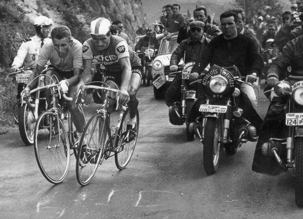 Naissance d'une passion (12/07/1964)