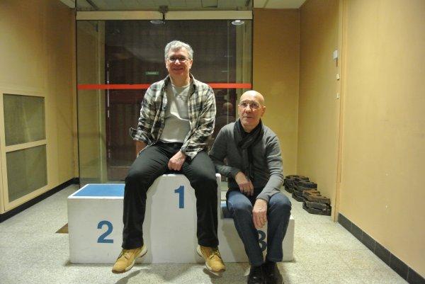 Levallois SC : Remise de Trophées 2013 (14/02/2014)