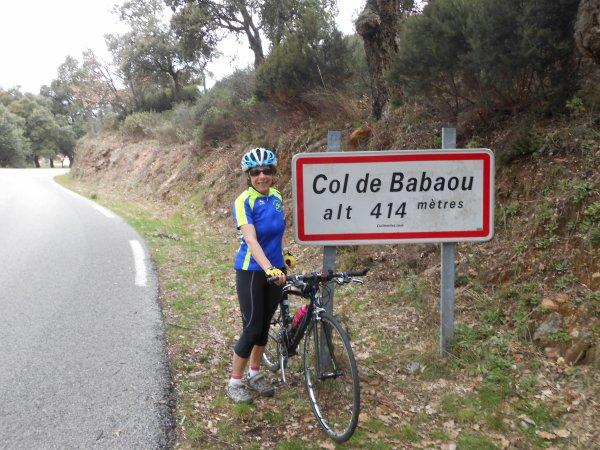 Du Lavandou au Babaou (25/02/2014)