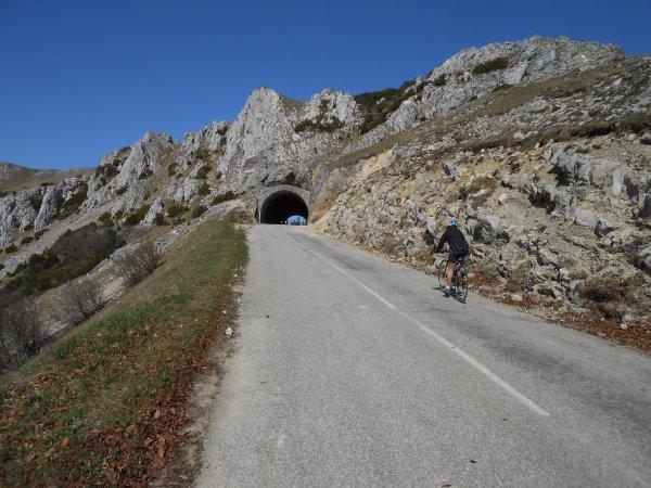 Cols en Drôme : clin d'½il à Jean-Louis (30/04/2014)