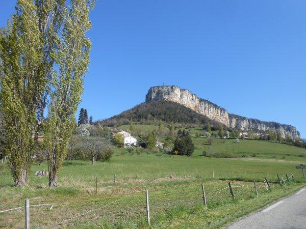 100 cols en Drôme : De Beaufort-sur-Gervanne au Col des Limouches (15/04/2014)