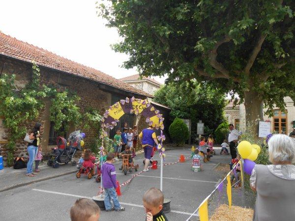 "L'Ardèche Verte ""Valloire"" (18/06/2014)"