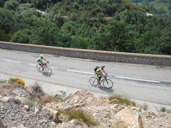 L'Ardéchoise 2014 : La Vélo Marathon, en 3 jours 1/3 (19/06/2014)
