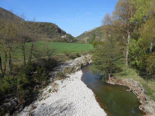 100 Cols en Drôme : Entre Saou et Bourdeaux (16/04/2014)