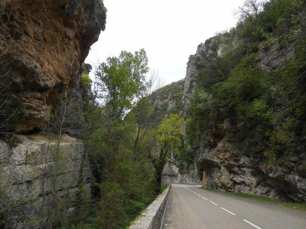 100 cols en Drôme : Entre Crupies et Dieulefit (18/04/2014)