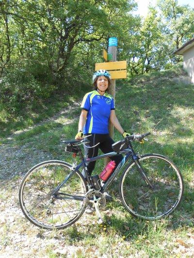 100 cols en Drôme : Autour de Nyons (23/04/2014)