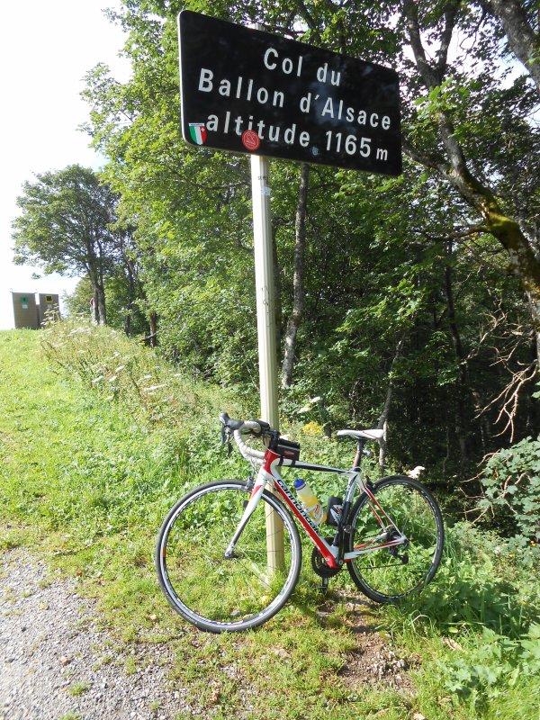 Grand As du Ballon d'Alsace (12/08/2014)