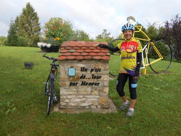 Un p'tit dé… Tour à vélo en Haute-Saône (20/08/2014)