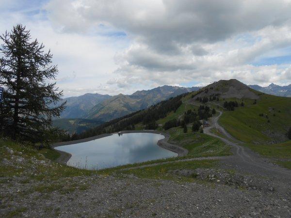 Cols à plus de 2000 m en VTT (27 et 28/07/2014)