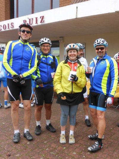 Rallye Massy - Breuillet - Massy (2/11/2014), par Marie-Ange