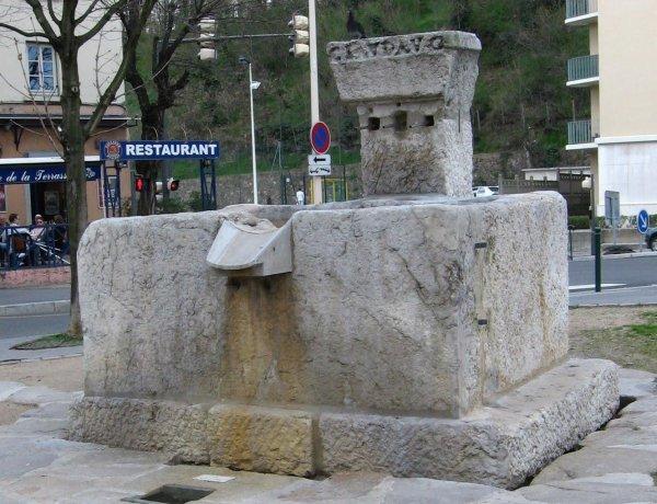 Un col dans Lyon : Le Col de Trion (franchi le 28/10/2014)