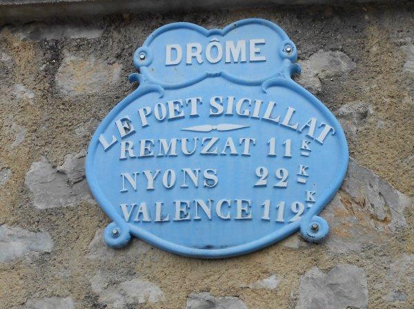Le Poët-Sigillat, Drôme (23/10/2014)