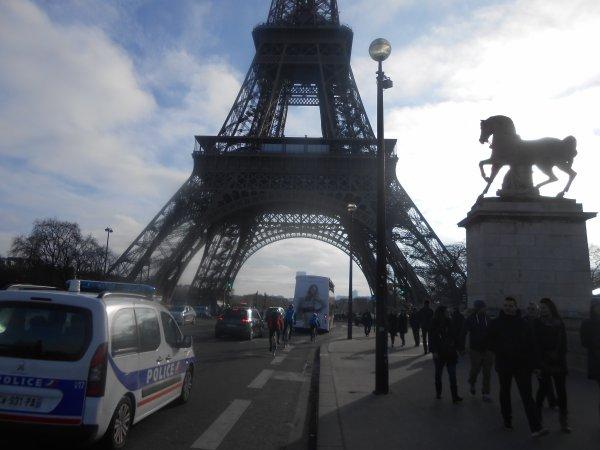 Rallye Paris Tour Eiffel (18/01/2015), par Marie-Ange