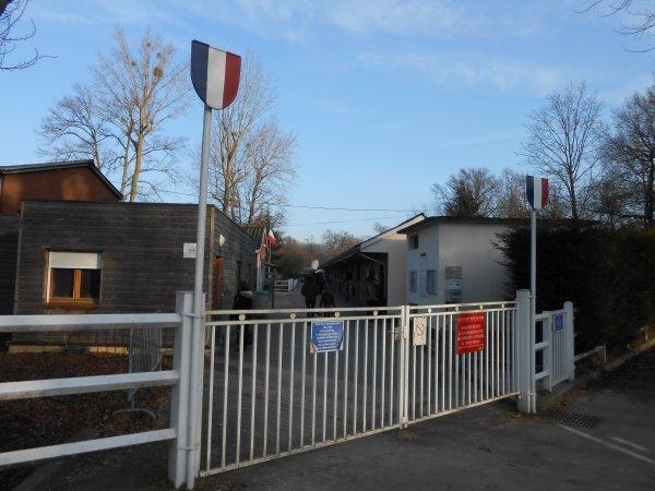 12e Randonnée des Bagaudes (25/01/2015), par Marie-Ange