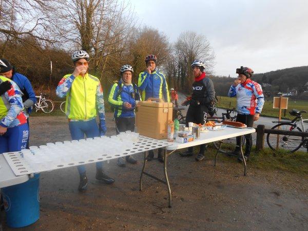 Rallye : L'Hivernale de Satory (1/02/2015)