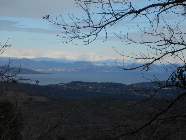 Entre Sainte-Maxime et Ramatuelle (22/02/2015)