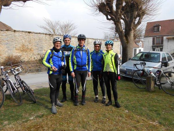 Rallye de Printemps, à Combs-la-Ville (15/03/2015)