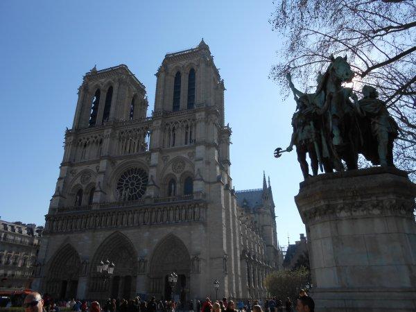 Un lundi de Pâques à Paris (6/04/2015)