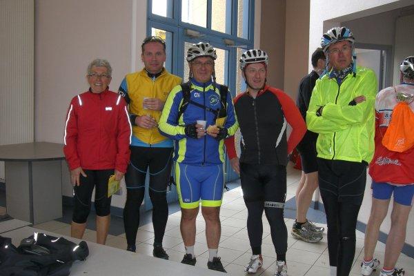 Sur la route de la Ballainvilloise, à Ballainvilliers (16/05/2015)