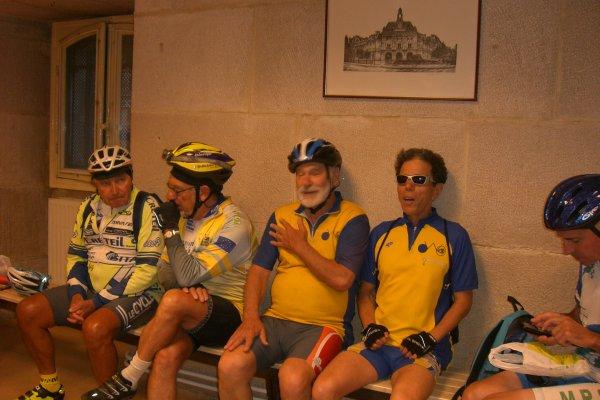 Escapade des Anciens Bellevillois (13/06/2015), par Marie-Ange