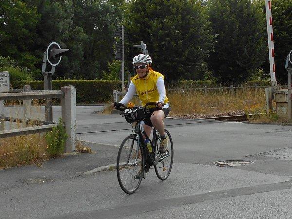 Randonnée des forêts briardes, à Tournan-en-Brie (21/06/2015)